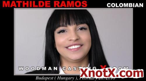 Casting X 186 * Updated * / Mathilde Ramos / 13-06-2019 [FullHD/1080p/MP4/3.91 GB] by XnotX