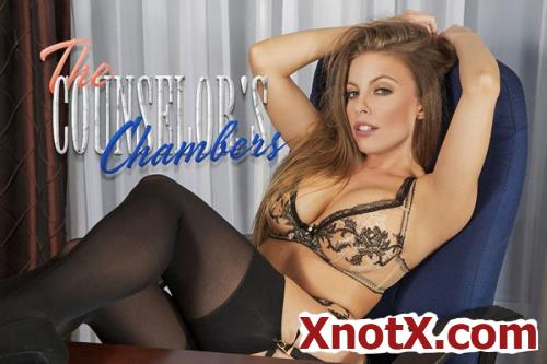 The Counselor's Chambers / Britney Amber / 06-08-2019 [3D/UltraHD 2K/2048p/MP4/11.4 GB] by XnotX