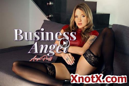 Business Angel / Angel Piaff / 05-11-2019 [3D/UltraHD 2K/1920p/MP4/5.91 GB] by XnotX