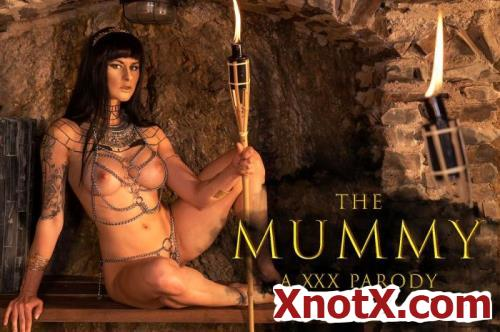 The Mummy A XXX Parody / Billie Star / 28-07-2020 [3D/UltraHD 4K/2700p/MP4/9.09 GB] by XnotX