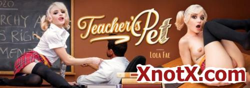 Teacher's Pet / Lola Fae / 22-09-2020 [3D/UltraHD 4K/3072p/MP4/10.3 GB] by XnotX