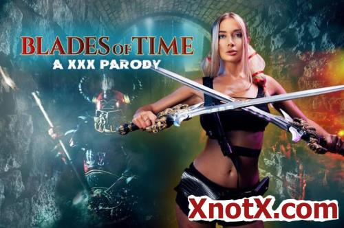 Blades of Time A XXX Parody / Polina Maxim / 22-09-2020 [3D/UltraHD 4K/2700p/MP4/7.41 GB] by XnotX