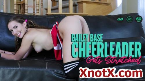 Cheerleader Gets Stretched / Bailey Base / 28-11-2020 [3D/UltraHD 4K/2700p/MP4/12.6 GB] by XnotX